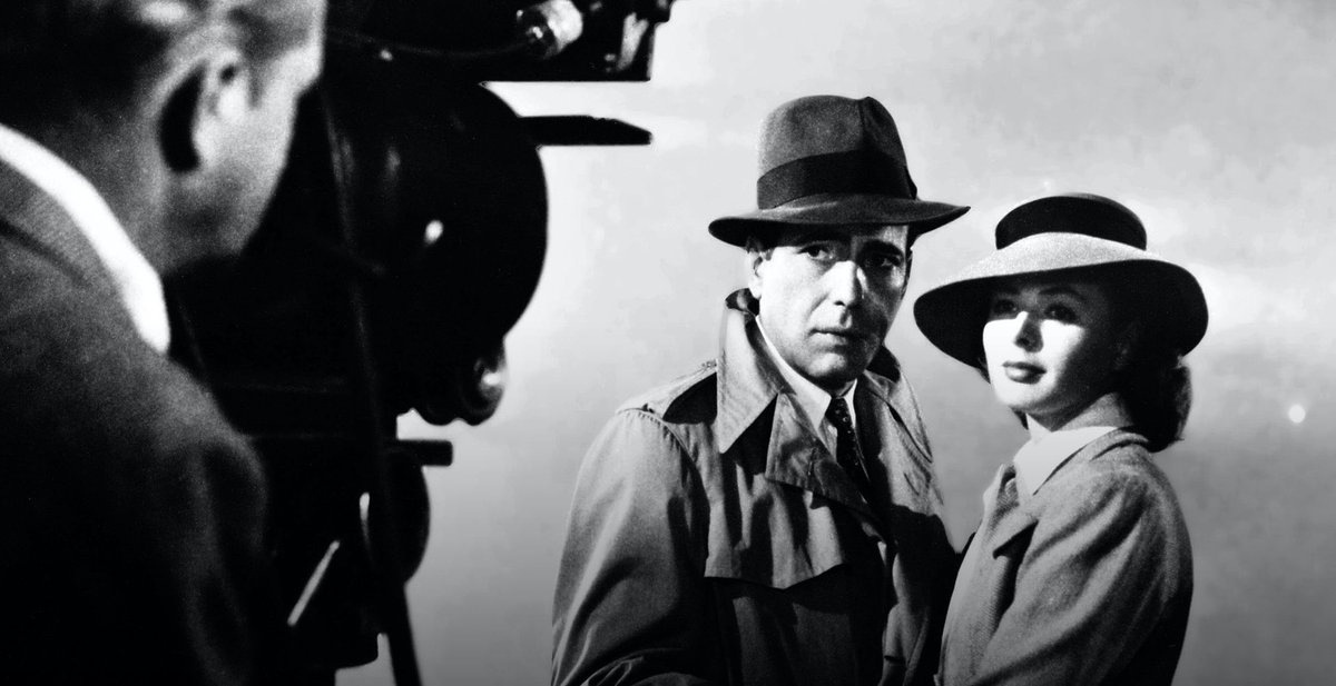 They wrote it as the went. Nobody was sure where it was going. But after nearly 80 yrs the romance still resonates, the drama still affects, the performances still captivate, and the dialog still crackles. #casablanca is a film that truly deserves all of its accolades. #TCMPartypic.twitter.com/eAsI9H63It