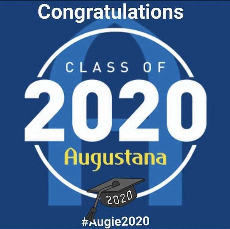 CONGRATULATIONS @Augustana_IL  CLASS OF 2020!  #GoVikes | #CORE pic.twitter.com/yds5HQkpdd