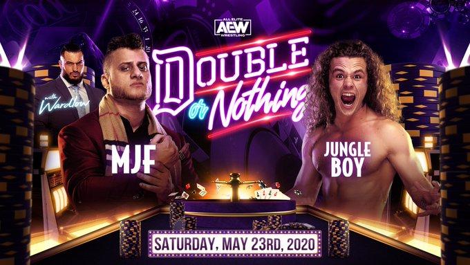De las grandes luchas de este AEW Double or Nothing.
