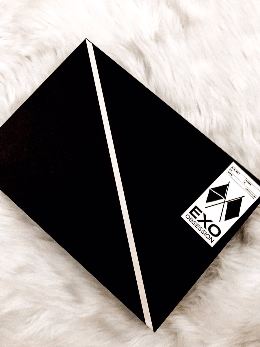 GIVEAWAY   1 EXO Obsession Album (complete inclusions) 1 Official EXO Poster  Mechanics: RT this tweet Follow shop @jeongincart  Mention a friend  Winners will be announce on June 15 Goodluck!!<br>http://pic.twitter.com/J57DuSAWu3