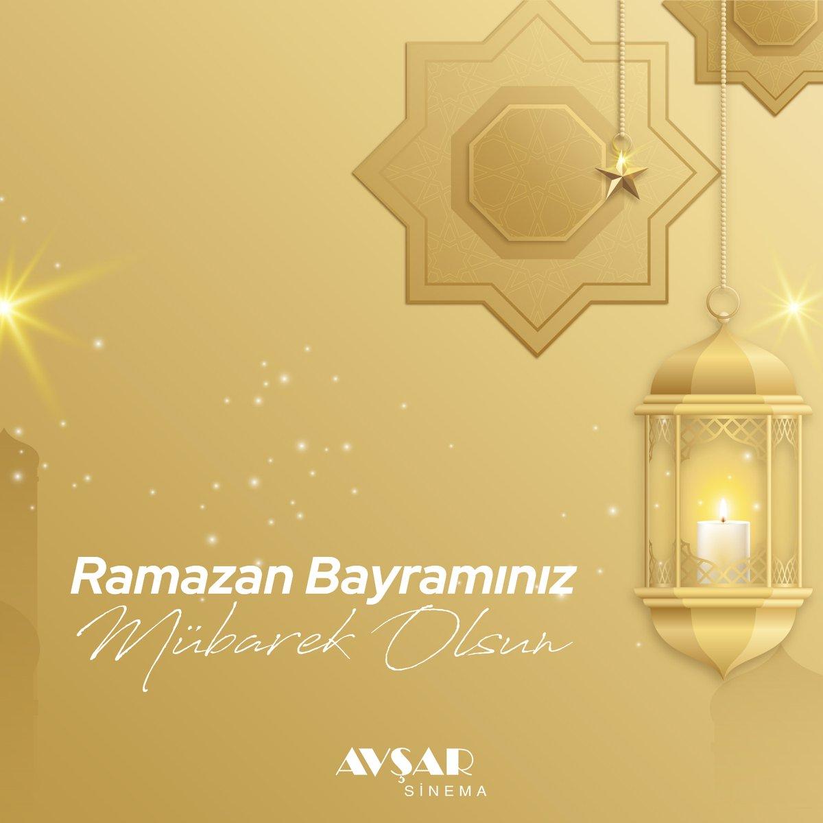 Ramazan Bayramınız Mübarek Olsun..   #RamazanBayramı https://t.co/RD9XSmasGC
