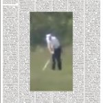 Image for the Tweet beginning: I thought @nytimes cover needed