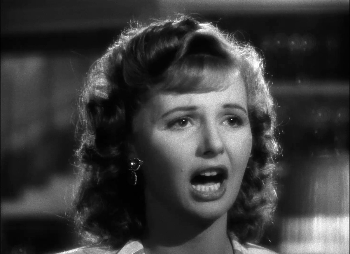 That will always be my favorite moment in any film. It's 80 and I have chills. And I just want to hug poor Madeleine Lebeau. #casablanca #TCMPartypic.twitter.com/TN7WWOIxdm