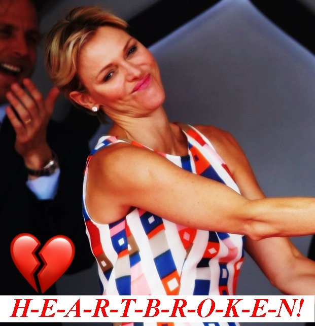 While not having the #MonacoGP is heartbreaking, what compounds the heartbreak is not being able to watch the graceful and epitome of poise, #PrincessCharlene at the end of it...HEARTBROKEN. PERIOD.   #F1 #Monaco #TwitterSports #montecarlo #sundayvibespic.twitter.com/Q8CENzzmmK