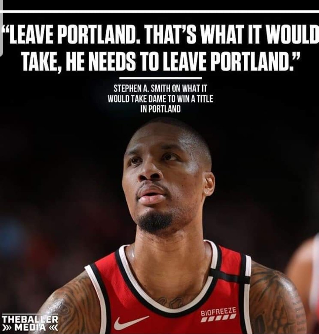 Prove everyone wrong prove Family loyalty respect wins all @trailblazers @PaniniAmerica @Dame_Lillard @bosnianbeast27 @CJMcCollum @TerryStotts2 @NBCSNorthwest blazers rip city #familyloyaltyrespect - bloodline family-pic.twitter.com/8fC3bY8fVO