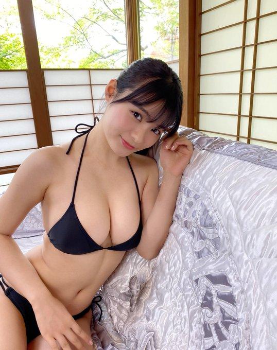 グラビアアイドル星名美津紀のTwitter自撮りエロ画像52