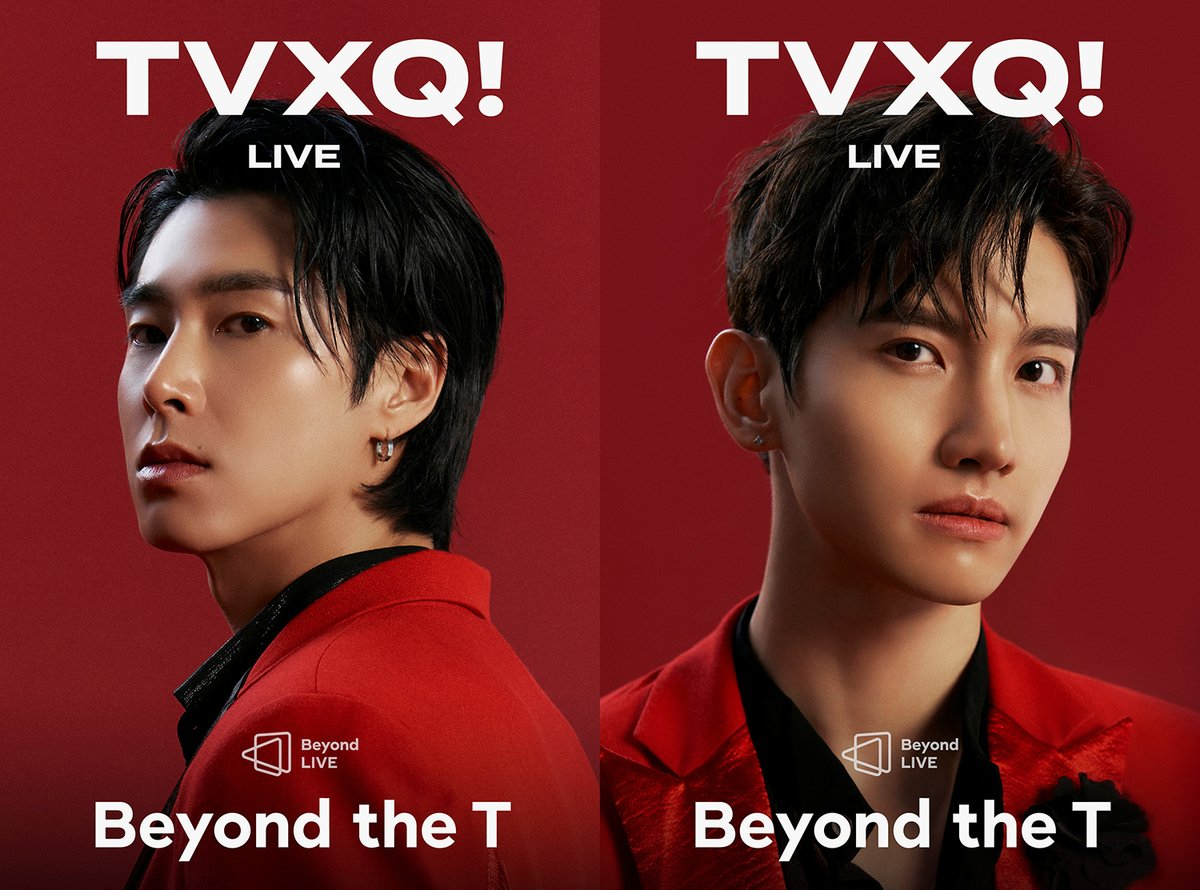 #TVXQ! #BeyondLIVE concert to be held today at 3PM KST!  Various stages including #MIROTIC, #Rising_Sun #Before_U_Go, #Keep_Your_Head_Down + #U_Know's #FOLLOW & #MAX's #Chocolate  Enjoy TVXQ!'s charismatic performances more closely with the #multicam & #multiview functions! pic.twitter.com/XRIENxnD5a