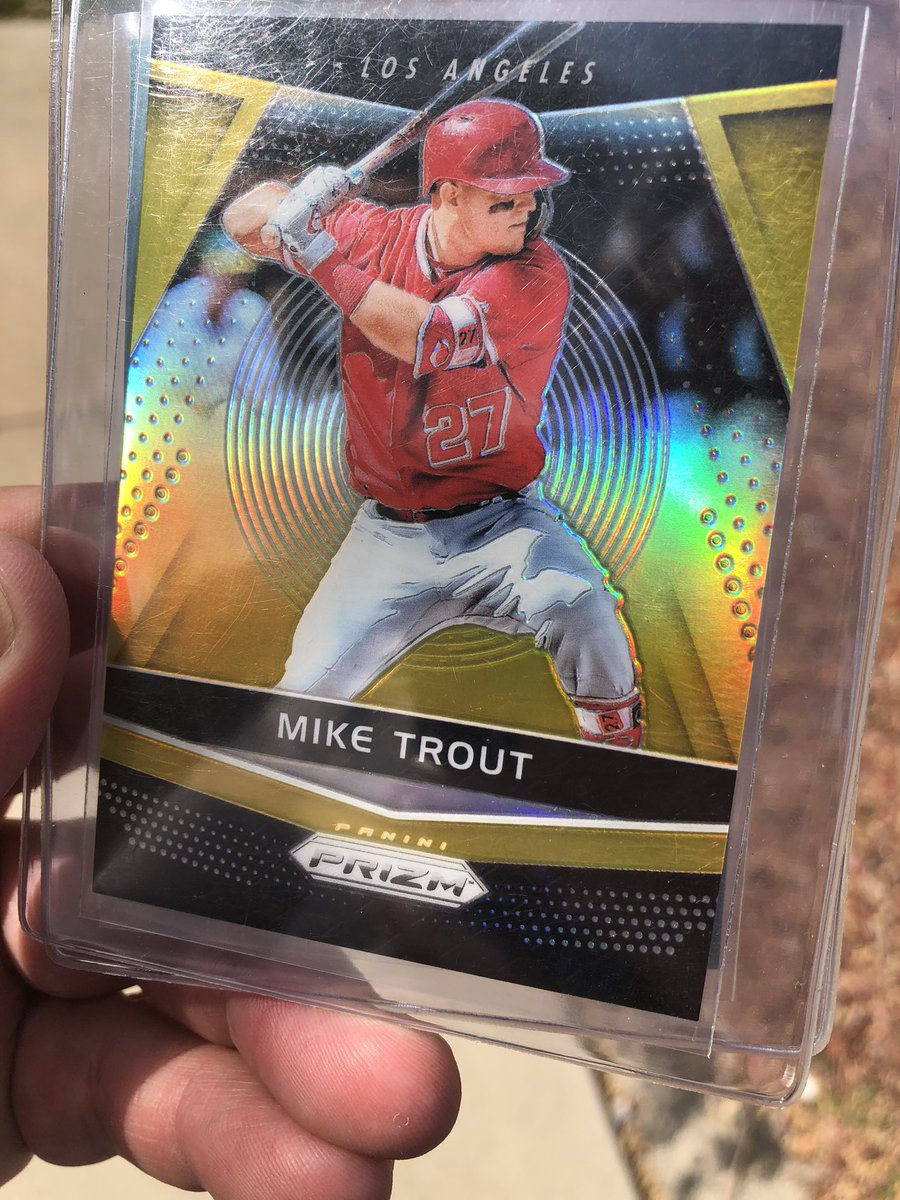 I pulled one a while back too blaster pull from targetpic.twitter.com/ExBYOuxPIh