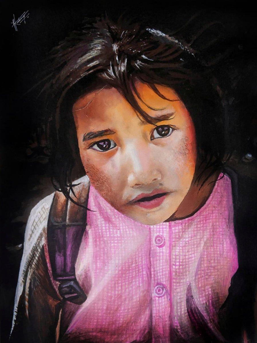 #sundayvibes #GoodMorningTwitterWorld #staysafe #painting #artist  My son's latest art pic.twitter.com/JpAduBt5vR