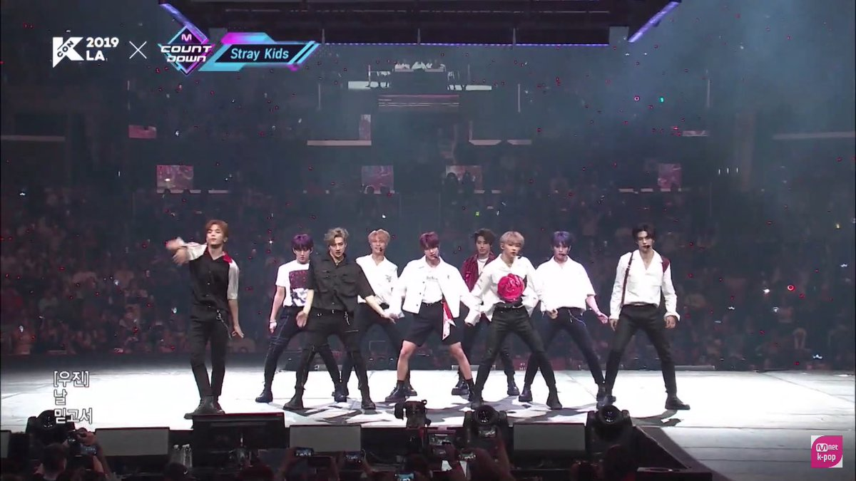 GOD I MISS #STRAYKIDS SO MUCH! I went all the way to #KCON19LA from the east coast to see them and it was so worth it! I would do it all over again! #KCONREPLAY #KCONTACT<br>http://pic.twitter.com/9PVY6AQS82