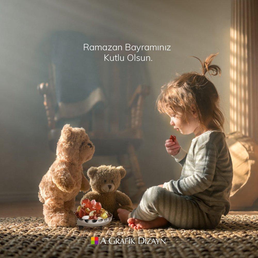 Ramazan Bayramınız Kutlu Olsun.  #agrafikdizayn #iyibayramlar https://t.co/c44ymaJya6