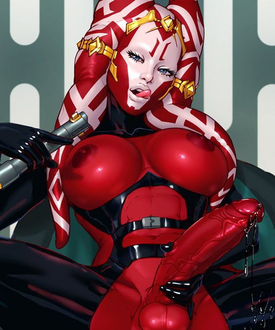 Well, I officially became SW artist. I have 3 different commissions lined up with Starwars alien girls