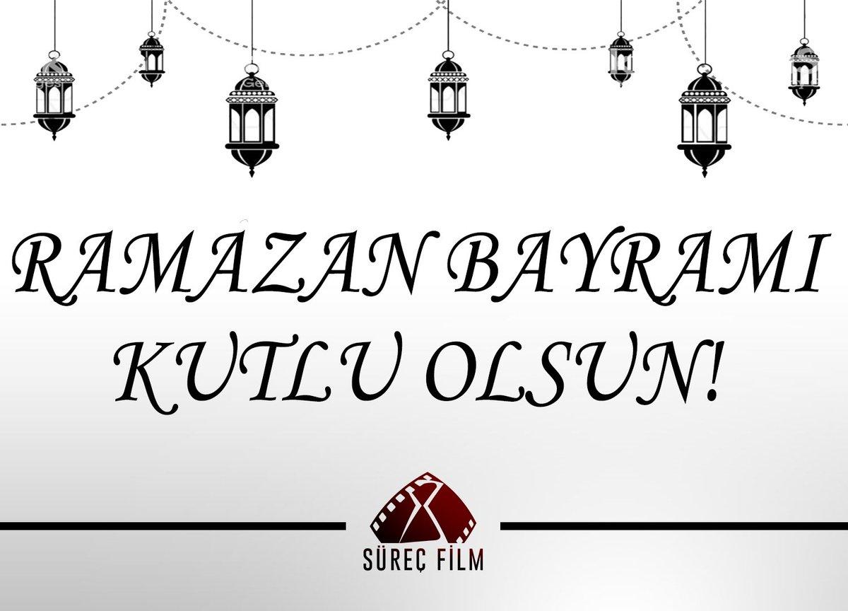 #RamazanBayramı kutlu olsun! 😊 https://t.co/84RKP5bU6r