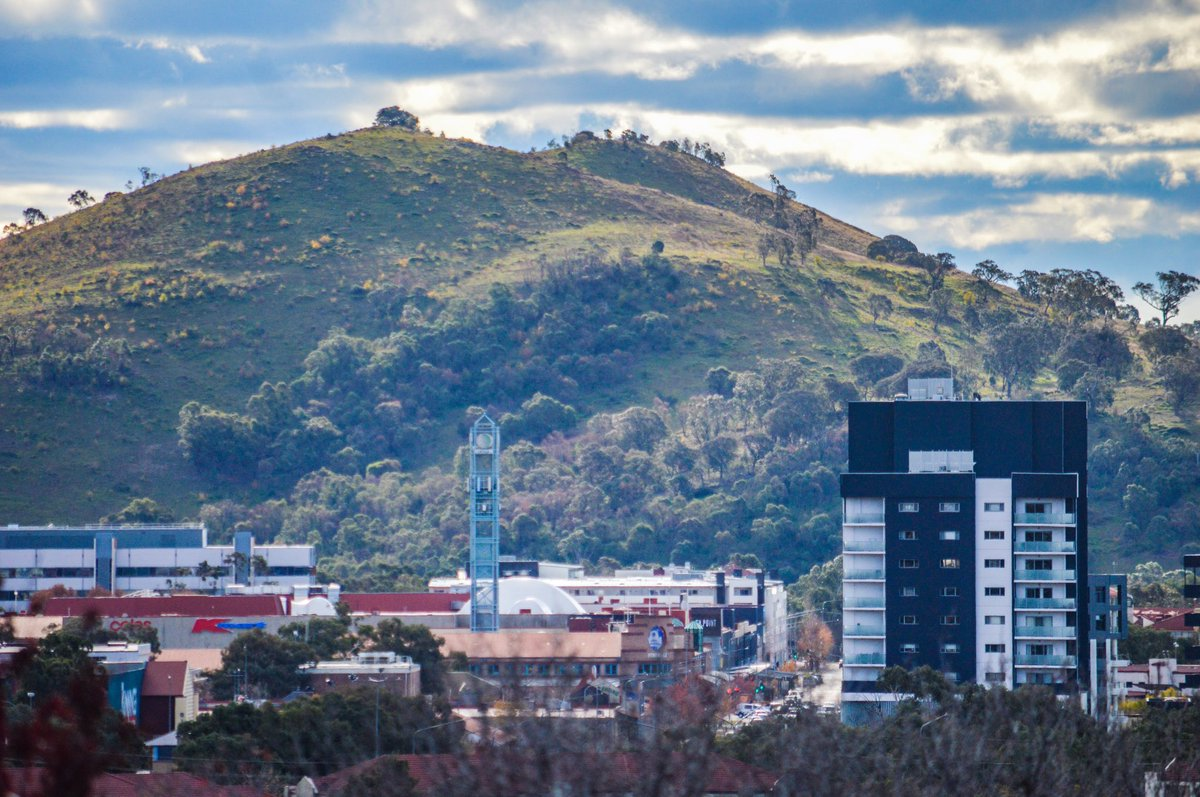 A different perspective of Tuggeranong Town Centre. #canberra pic.twitter.com/1Z1ltkhcxa