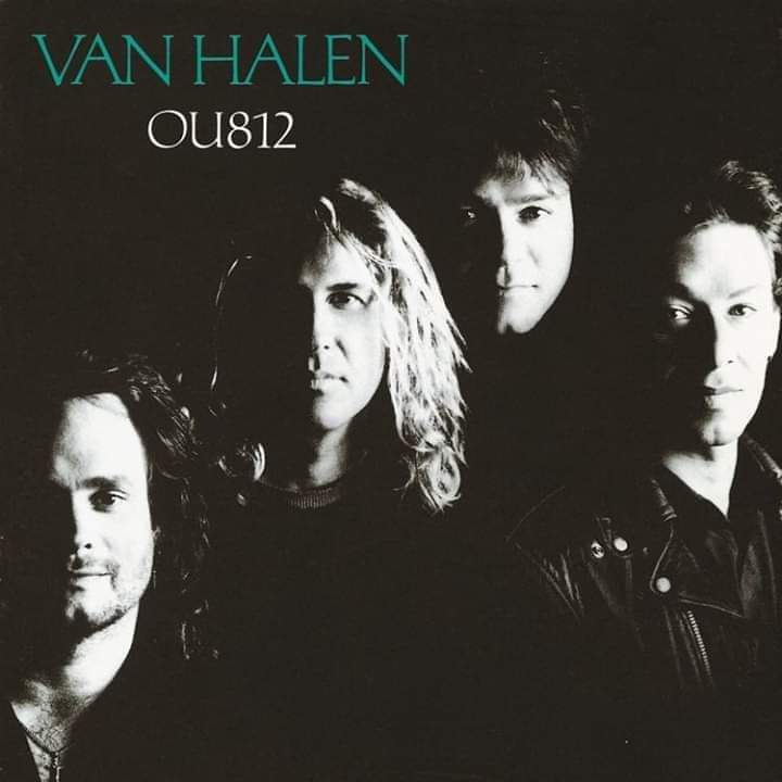 """Today in 1988, #VanHalen released their eight studio album, """"OU812""""!!!  It is alsothe second to feature vocalist Sammy Hagar!   Thoughts? Favorite songs? <br>http://pic.twitter.com/fO9yjZJXPo"""