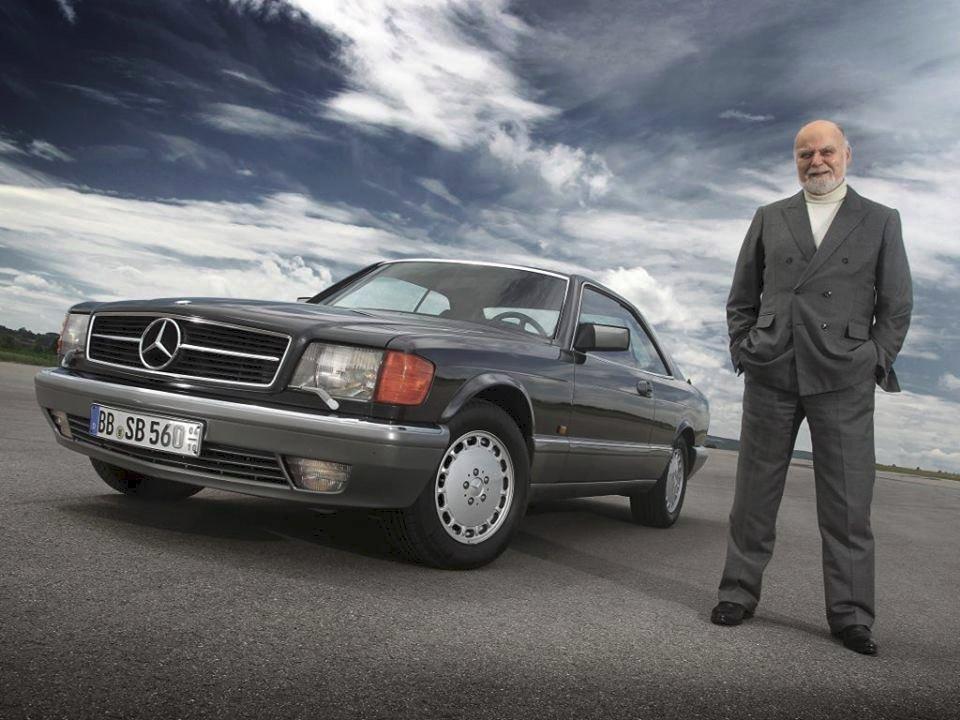 . guarda, Bruno, la tua #C126 mi piace un sacco  il Grande Sacerdote #BrunoSacco , padre anche de un sacco  di cappolavori stellate  #GreatPriestofCarDesign #MercedesBenzC126 #MBclassic #OhLordWontYouBuyMeAMercedesBenz #MercedesBenz #MercedesBenzW126 #W126 https://t.co/OYVwNKNIIS