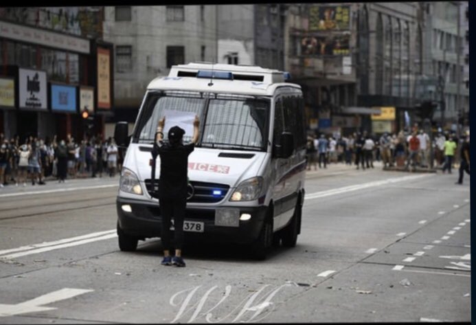 News Burst 25 May 2020 - Today In Hong Kong