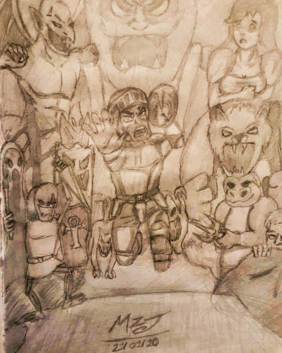 Imagen 97-100 #characters #originalcharacter #artista #oc #pencildrawing #sketches #amateurart #ghoulsnghosts #ghostngoblins #100s