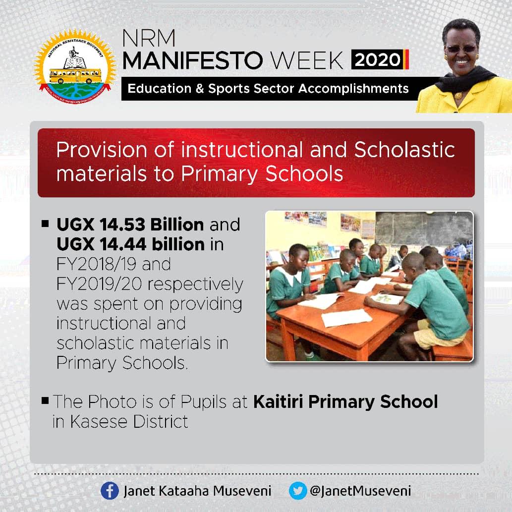 Janet K Museveni (@JanetMuseveni) on Twitter photo 2020-05-24 07:35:11