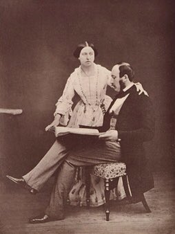 """💖 """"He possesses every quality, that could be desired to render me perfectly happy. He is so sensible, so kind, and so good, and so amiable too."""" Queen Victoria describes her future husband, in a letter written on 7th June 1836."""