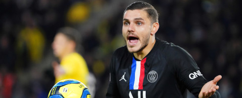 Chelsea have reportedly joined the race for Inter striker Mauro Icardi, as PSG continue to haggle over the €70m purchase option https://www.football-italia.net/153598/chelsea-join-icardi-race… #FCIM #PSG #CFC #MUFC #Juventus #Napoli #Argentina pic.twitter.com/DSl4pDikgt