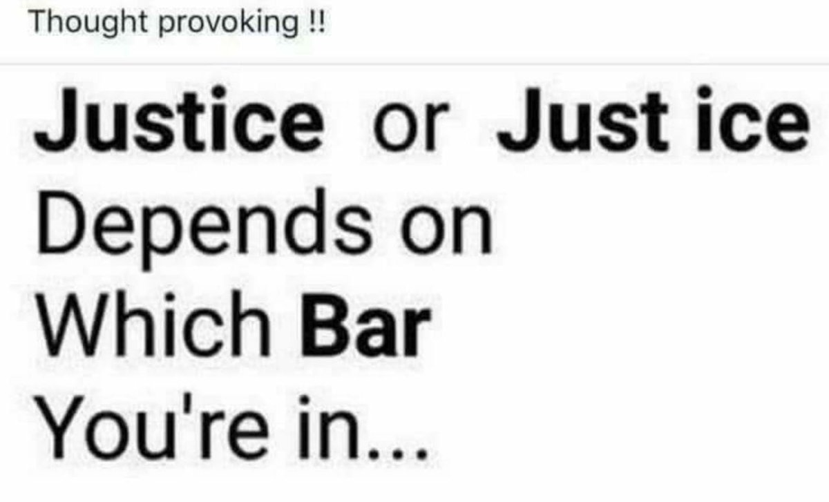 Depends which #Bar u are in  #Thought #provokingpic.twitter.com/nWzQUAE5yl
