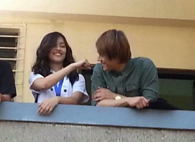 It warms my heart knowing they got together before we even met Agnes & Xander, long before there were any pressure for their loveteam to be real. They are together simply because they love each other.  I still tear up whenever i think abt it.  Happy 24th Hopie and Quenito! ❤️ https://t.co/kX0kQuKLd8