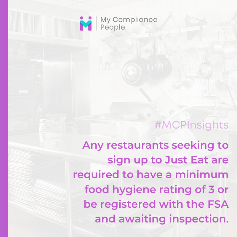 Just Eat takes food hygiene seriously because they know that customers do as well.  If a restaurant receives a zero, they are removed from the app.   #FoodHygiene #FoodSafety #HygieneUK #JustEatpic.twitter.com/3lUEy1HS5a