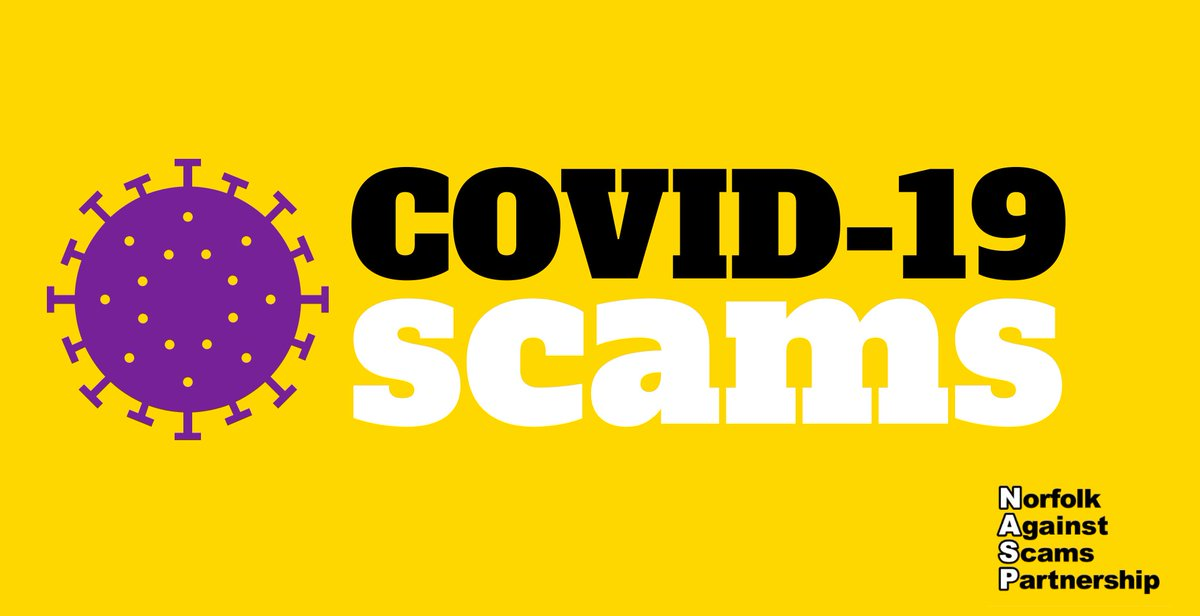 ⚠ Be cautious and listen to your instincts. There are lots of scammers out there at the moment. Don't be afraid to hang up, bin it, delete it or shut the door. Be #NorfolkScamAware For more advice visit 👇 friendsagainstscams.org.uk