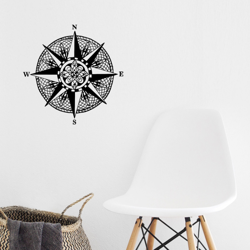 This Nautical mandala design is a beautiful way to add symbolism and art to the blank wall you've been meaning to fill.   #mandala #navy #nautical #wallsticker #decorideas #homedecor #homeinspiration #wallstickers #homeinteriors #homestyle #inspirehome #instahome #homesweethomepic.twitter.com/TJTgJSafUx