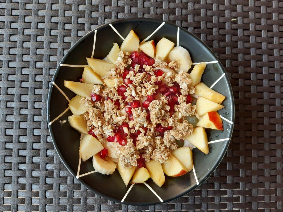 Breakfast Bowl #healthyfood pic.twitter.com/Job6MHmcxk