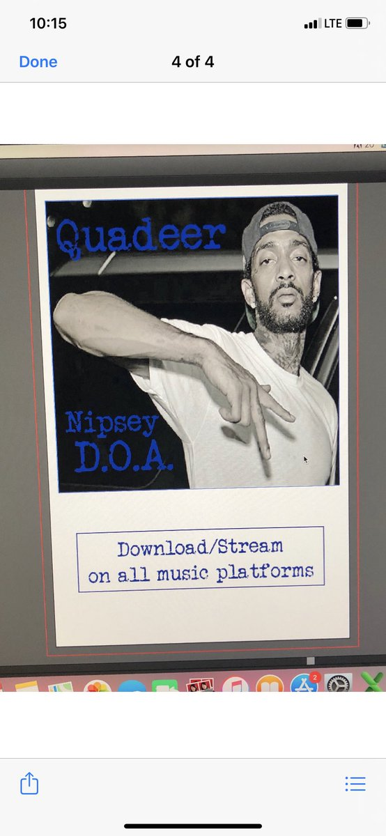 How due u #nipseyhussel #fans feel about how this #guy dis #nipsey #Quadeer #whatdueyouthink #rappers #LosAngeles #laurenlondon pic.twitter.com/V4cWkJ7XUj