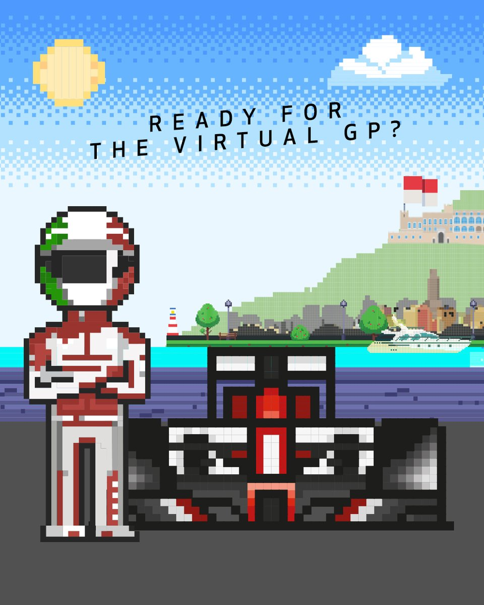 The @F1 season may be skipping the Monaco Grand Prix for the first time since 1954, but at least the road of the Principality will be kept busy by the virtual racers today! 🍿🕹️  Virtual Monaco GP 👉 7PM (CEST) F1 Esports Pro Exhibition race 👉 6PM (CEST)  #F1Esports @alfa_romeo https://t.co/R4SaYMQlCu