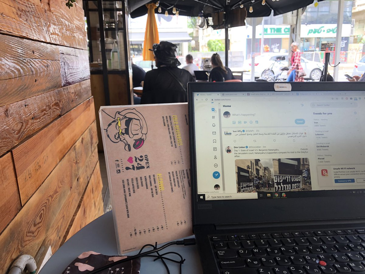 Haven't worked in a cafe in way too long...