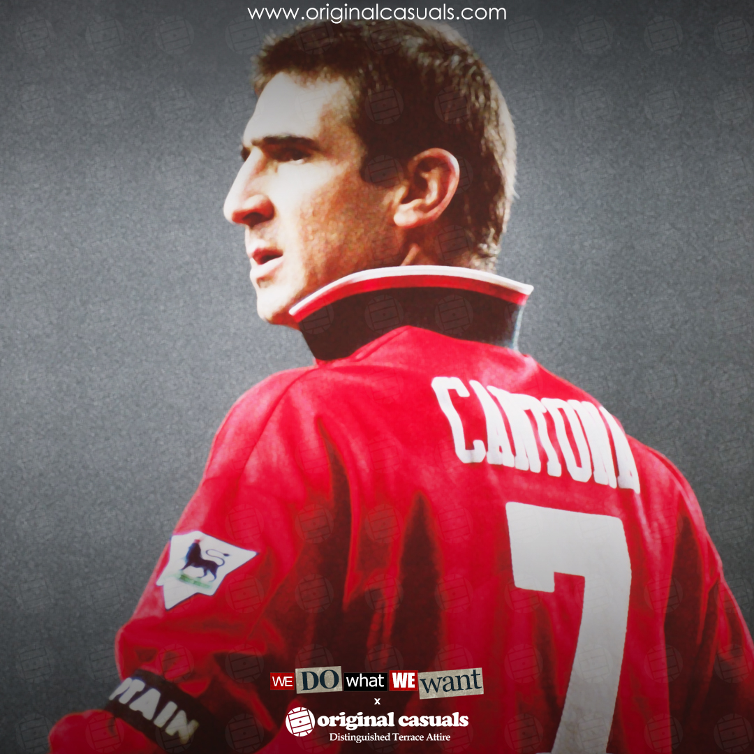 Happy Birthday Eric Cantona...one of the best players i have ever watched play!!  #EricCantona #KingEric #violenza #Tshirts #Casuals #football #SubCulture #stayingcasual #BeSafe #FCKCVD19 #OriginalCasualspic.twitter.com/RzeqfhdIZM