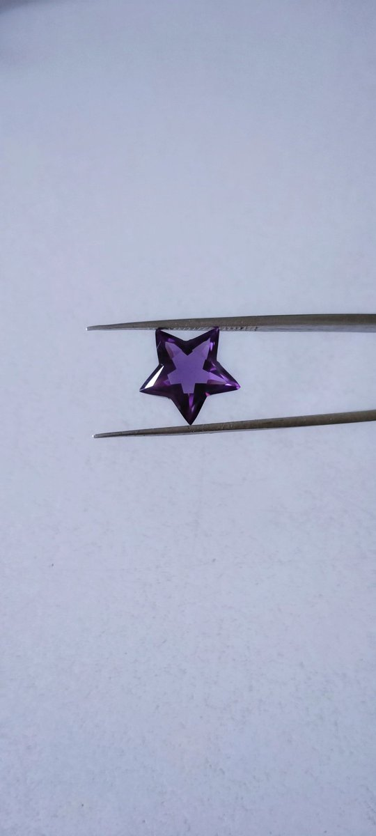 African Amethyst AAA Quality Fancy Star Shape 12MM Eye Clean with Excellent Cut . View The Details On Our Etsy Shop. #star #fancyshape #etsyseller #amethyst #finejewelry #love #beautiful #giftforher #jewelry #Gemstones #TrendingNow #listmyitem #listmyetsy https://www.etsy.com/in-en/listing/737212860/12mm-natural-african-amethyst-aaa…pic.twitter.com/ItiG9TXydt