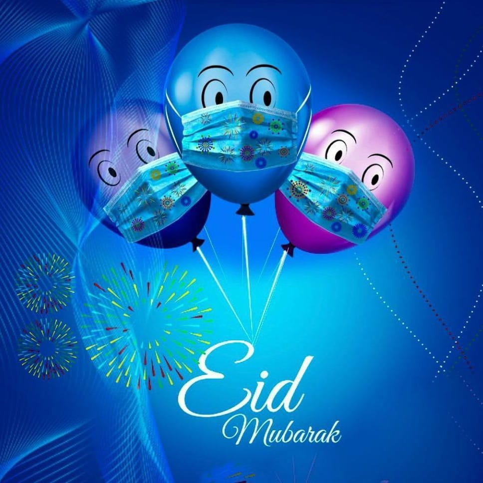 Eid Mubarak to everyone celebrating! 🥳🎉 It will be a very different Eid to any before it. Hope you all have a wonderful day, filled with love and delicious food. #Woking #EidMubarak #eidulfitr #eidonlockdown #community #family #food #Ramadan #staysafe #socialdistancing