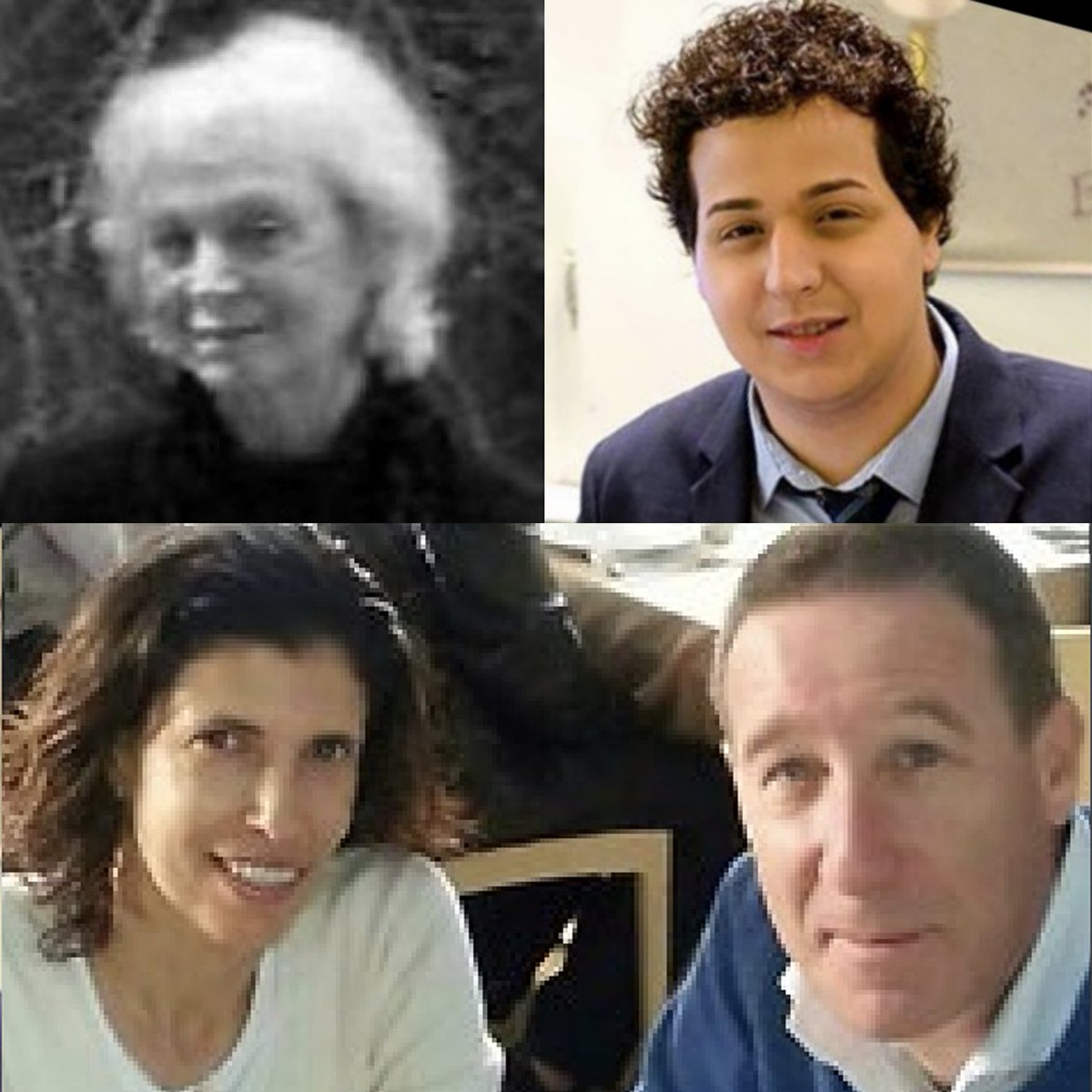 """We remember the four victims of this attack; Dominique Sabrier Z""""L, Alexandre Strens Z""""L, Miriam Riva Z""""L and Emmanuel Riva Z""""L. May their memories be a blessing"""