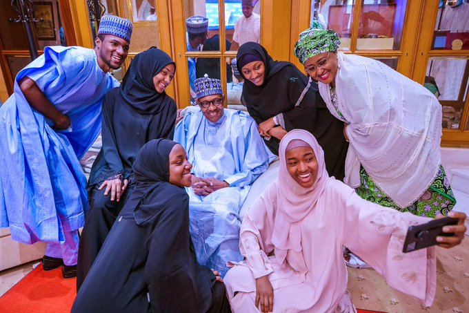 Eid-el-Fitr: President Buhari Charges Muslim Faithful To Remember The Reason For The Season