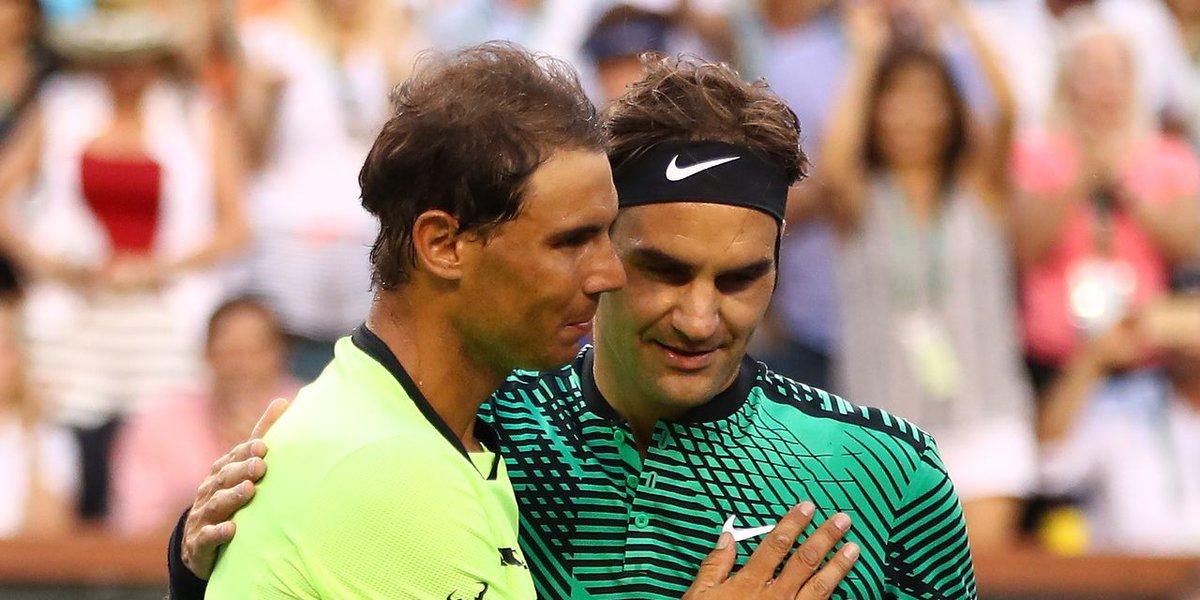 Donald Trump ouvre ses frontières à Federer, Nadal et Djokovic http://dlvr.it/RXGbPrpic.twitter.com/ZWz8U04Ps9