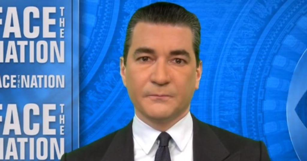 Ex-FDA chief Scott Gottlieb warns coronavirus 'isn't contained yet' cbsn.ws/2TxisCA