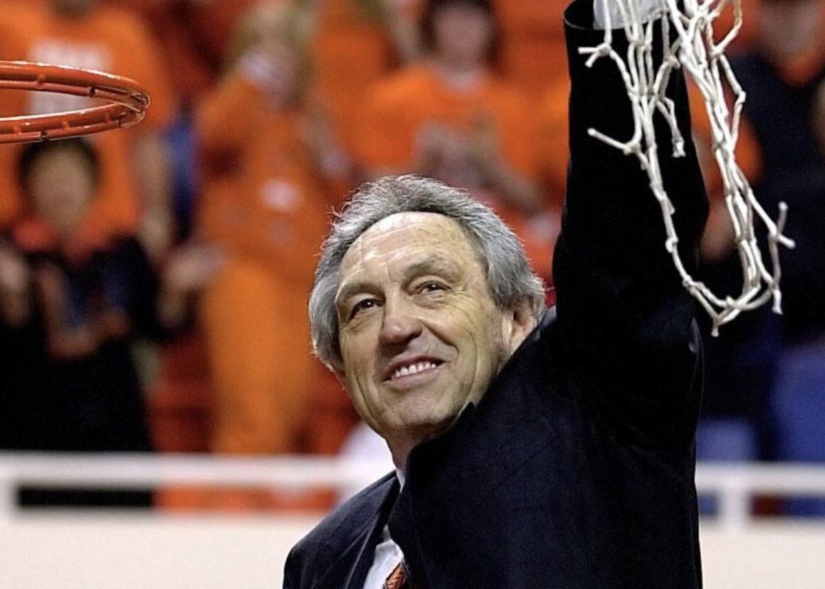 We honor the legacy of Coach Eddie Sutton and the impact he had on the game of basketball. Our thoughts and prayers go out to his family and the entire Cowboy Nation. https://t.co/rLr2cTrPCG