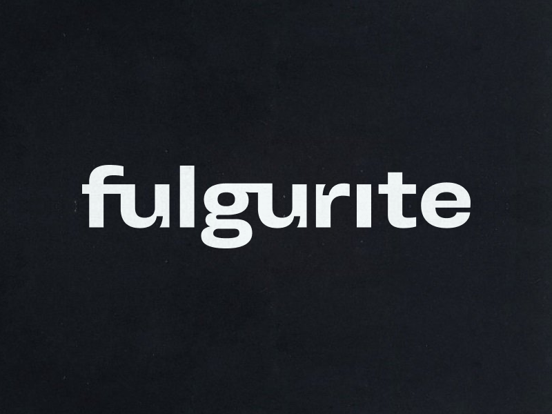 new dribbble shot https://dribbble.com/shots/11562024-fulgurite-logotype … #logotype pic.twitter.com/bBlsRrvQLa