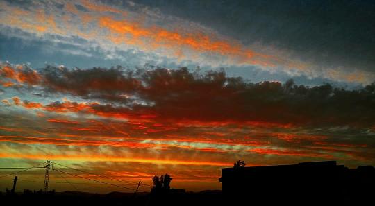 Beautiful sunset  #sunset #sunsetphotography #sunsetlover pic.twitter.com/tKb4y40hEk