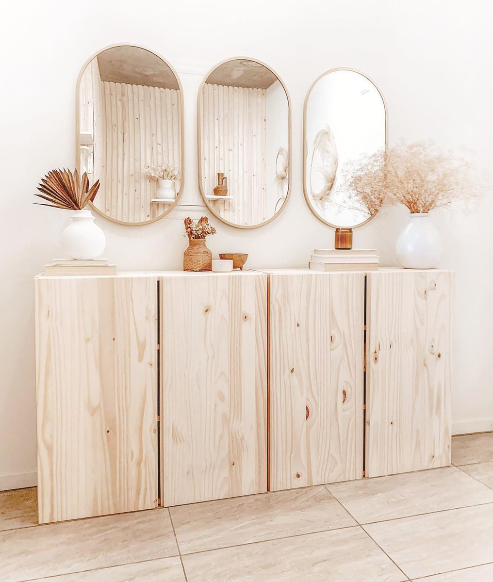 Vanity and Dresser Goals@decor.by.dp  Follow Us #theurbanport . . . #homestyle #apartmenttherapy #bohodecor #aabhome #smallspaceliving #entrywaydecor #interiordesigning #bohohome #neutralstyle #apartmentinteriordesign #rentersclub⠀ #interiortrends #interiorinspo #Decopic.twitter.com/XufEjghqXq