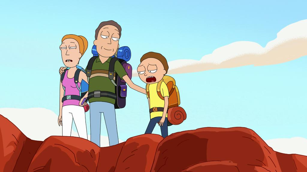 Quality family time in this one, broh.   New #RickandMorty tonight at 11:30pm EST/PST on @adultswim.