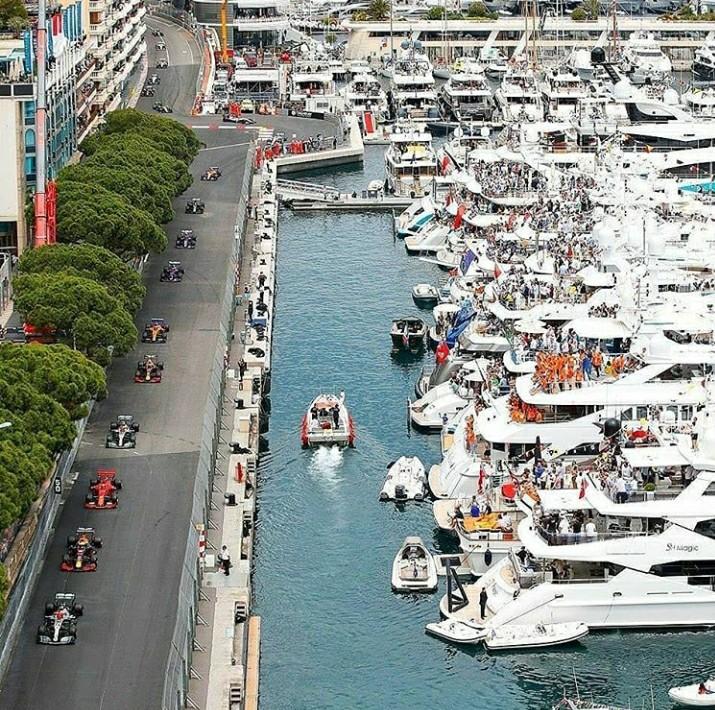 hoy se estaria disputando el GP de Mónaco 😔    #F1 #GPMonaco #F1Rewind https://t.co/QfNxw7UvjA