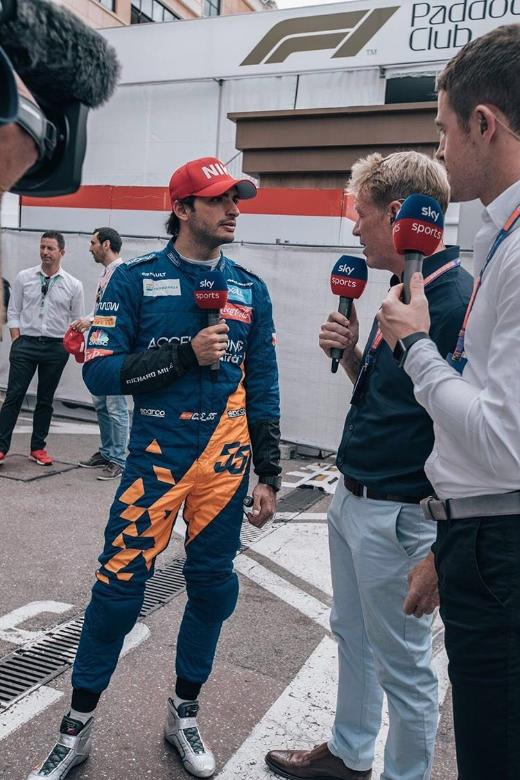 ⏮ Nostalgia #MónacoGP  @F1 @McLarenF1  #Carlossainz https://t.co/u2tKS0Gc9P