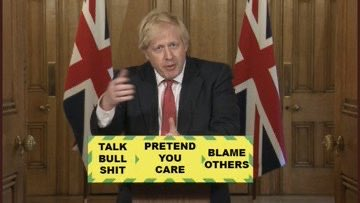 Utter contempt for this man and this shitshow . I lost my dear friend of 30 years and could not say goodbye because I had to follow the rules. The rules don't apply to the elite it seems. Shame on you @BorisJohnson . Karma is coming for you #JohnsonOutpic.twitter.com/a1BDatVH7n
