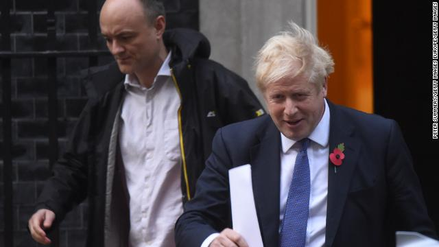 UK Prime Minister Boris Johnson refuses to fire his chief adviser over reported lockdown breach despite mounting pressure https://t.co/B23h1bewlJ https://t.co/eXcwTaiRwb